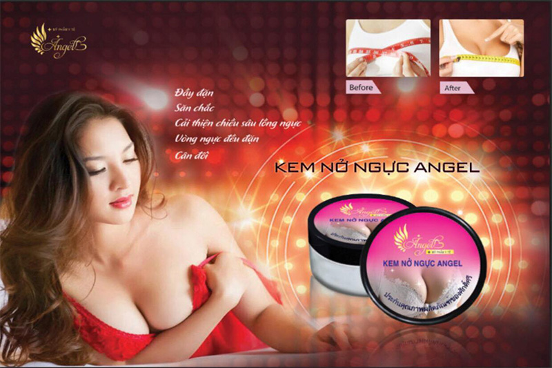 Kem Nở Ngực Angel