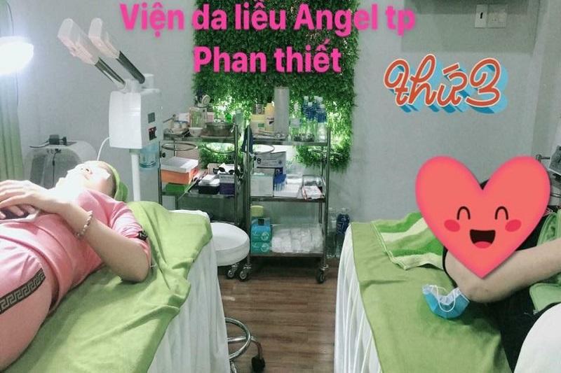 phòng điều trị mỹ phẩm y tế angel