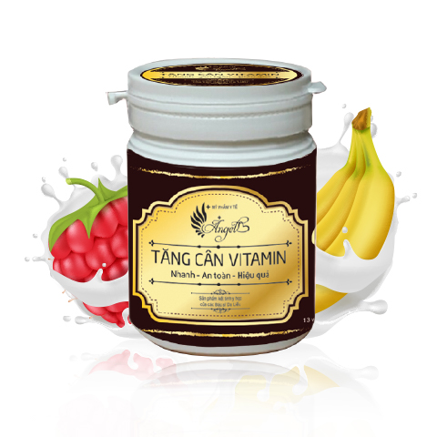 Tăng Cân Vitamin